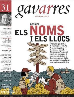 31 ELS NOMS I ELS LLOCS. GAVARRES