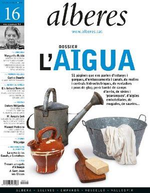 16 L'AIGUA. ALBERES