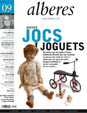 09 JOCS I JOGUETS. ALBERES