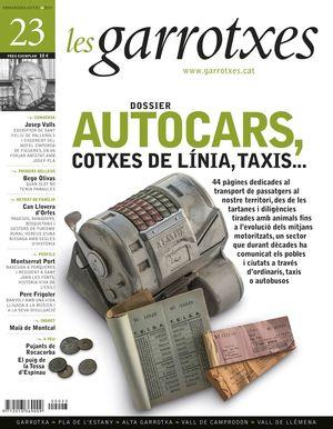 DOSSIER: AUTOCARS, COTXES DE LÍNIA, TAXIS... Nº 23