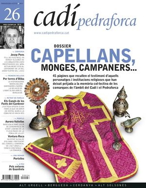 CAPELLANS, MONGES, CAMPANERS... Nº 26