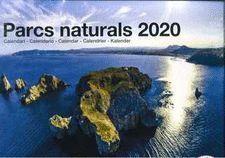 2020 CALENDARI PARCS NATURALS
