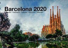 CALENDARI BARCELONA 2020