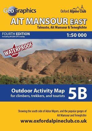 AIT MANSOUR EAST Nº 5B 1:50,000*