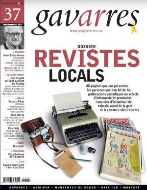 37 REVISTES LOCALS. GAVARRES