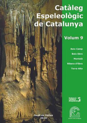 CATALEG ESPELEOLOGIC DE CATALUNYA   VOL. 9