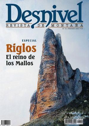 411 ESPECIAL RIGLOS. EL REINO DE LOS MALLOS *