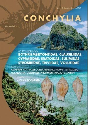 CONCHYLIA 51 (3-4) *