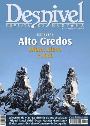 413 ESPECIAL ALTO GREDOS. DESNIVEL *