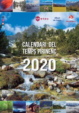 2020 CALENDARI DEL TEMPS PIRINENC