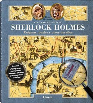 COLECCION DE PUZLES DE SHERLOCK HOLMES *