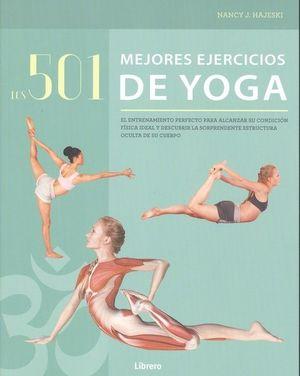 LOS 501 MEJORES EJERCICIOS DE YOGA *