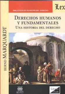 DERECHOS HUMANOS Y FUNDAMENTALES *