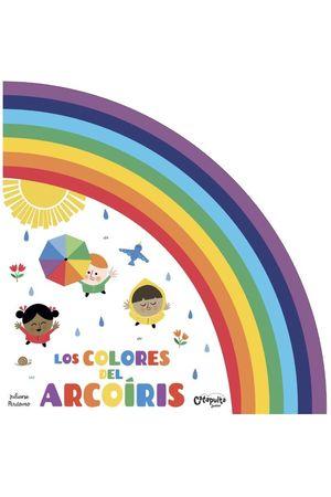 LOS COLORES DEL ARCO IRIS *