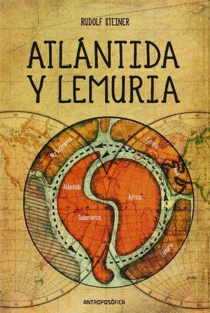 ATLANTIDA Y LEMURIA *