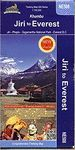 KHUMBU. JIRI TO EVEREST 1:100.000 *