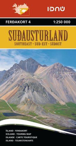 SUDAUSTURLAND 1:250.000 (SOUTHEAST) *