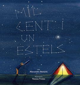 MIL CENT I UN ESTELS [AMB CD] *
